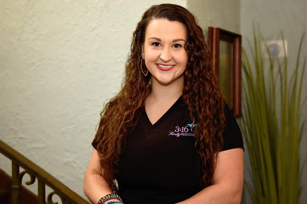 photo of felicia barber